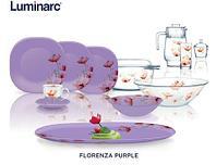 Сервиз столовый Luminarc Florenza Purple (69 предметов)