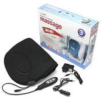 Массажер поясничного отдела с подогревом и пультом управления Robotic Cushion Massage, фото 1