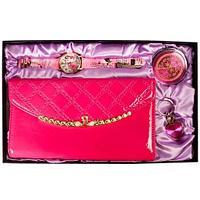 Подарочный комплект женских аксессуаров «Светская дива» JESOU [36150] (Романтичная Франция)