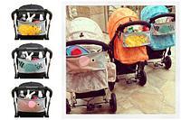 Сумка-органайзер для детской коляски MIFANQI, фото 1