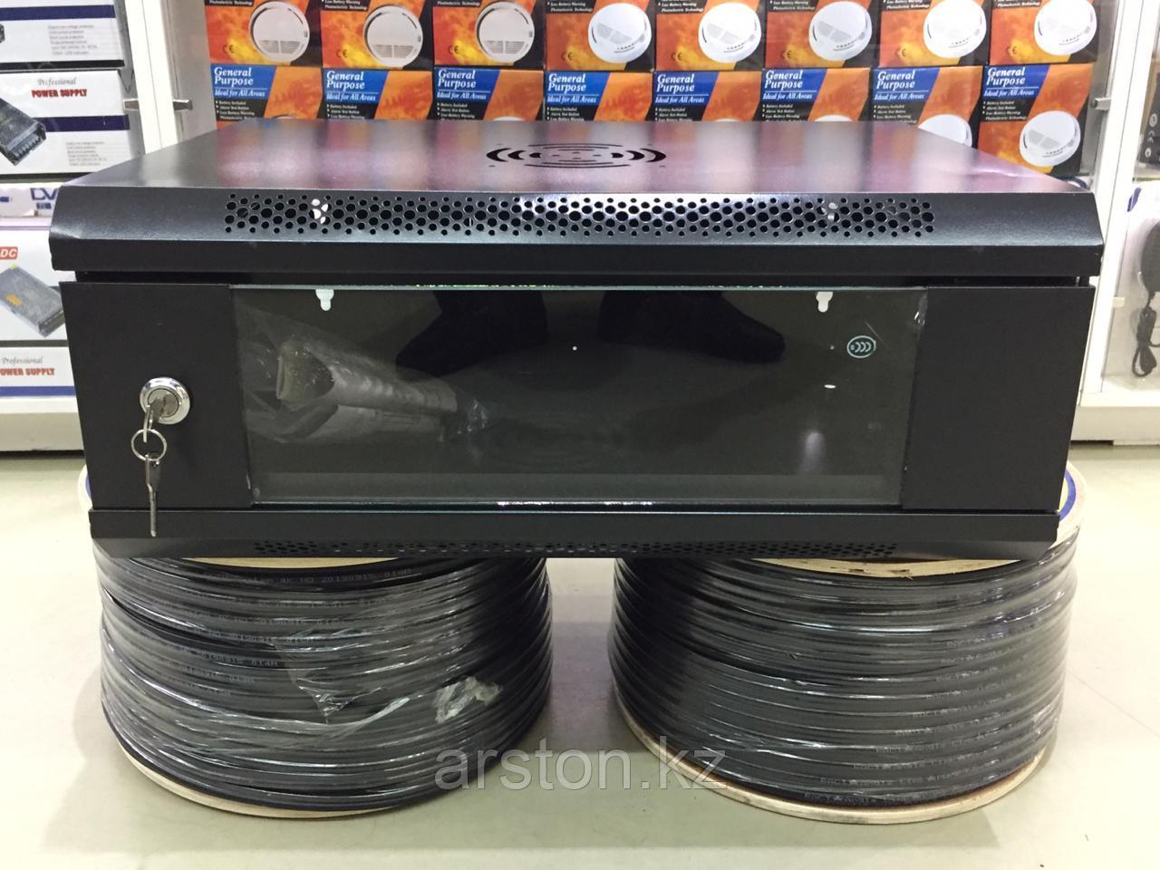 Серверный шкаф 4U