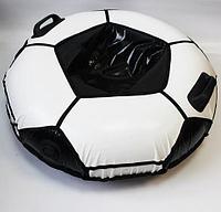 Санки надувные для тюбинга «Ватрушка Быстрик» под автомобильную камеру (100 см / Мяч), фото 1