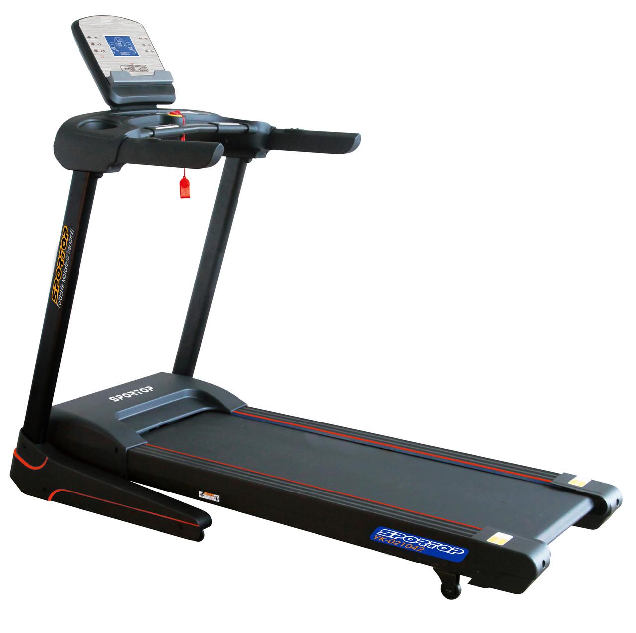 Электрическая беговая дорожка Sportop YK-021042