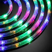 Гирлянда-дюралайт LED OSKA с 8 режимами работы [10 м] (Разноцветный), фото 1