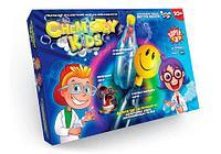Набор для проведения 3х опытов «Магические эксперименты» серия Chemistry Kids (№1 Самонадувающийся шарик)