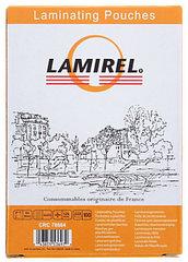 Плёнка для ламинирования Lamirel LA-78655  А3, 75мкм, 100 шт.