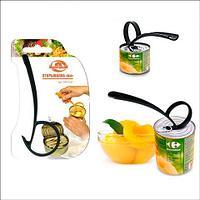 Открывалка для консервных банок с кольцом «Би» МультиДом, фото 1