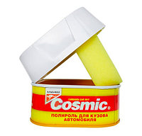 Полироль-паста с губкой для кузова автомобиля KANGAROO Cosmic