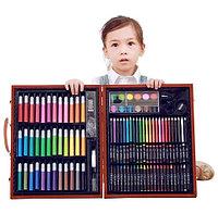 Набор для рисования Art Set в чемодане [150 предметов], фото 1