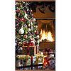 Электрообогреватель-картина гибкий настенный «Доброе тепло» 500W TeploMaxx (Елка)