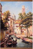Электрообогреватель-картина гибкий настенный «Доброе тепло» 500W TeploMaxx (Венеция)