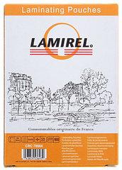 Плёнка для ламинирования Lamirel LA-78660  А4, 125мкм, 100 шт.