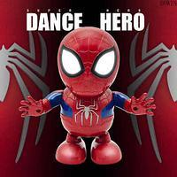 Танцующий интерактивный робот DANCE HERO (Человек-паук), фото 1