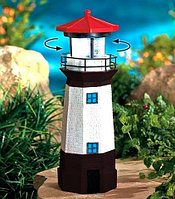 Светильник садовый декоративный «Маяк» на солнечных батареях OUTDOOR, фото 1