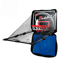 Игровой набор с баскетбольным кольцом и защитной сеткой в чемодане Basketball Stands NO.0754-903
