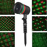 Лазерный новогодний звездный проектор Star Shower, фото 6