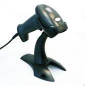 Сканер штрих-кода AK-928C CCD Сканер USB с подставкой