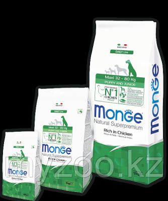 Monge Superpremium Maxi Adult, Монже корм для взрослых собак крупных пород, уп. 12кг.