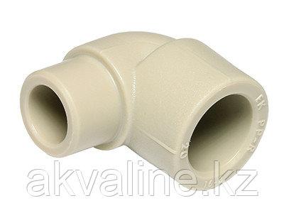 Угольник 90° Wavin Ekoplastik PPR, внутренний/наружный, d 25  SKO125XXXX