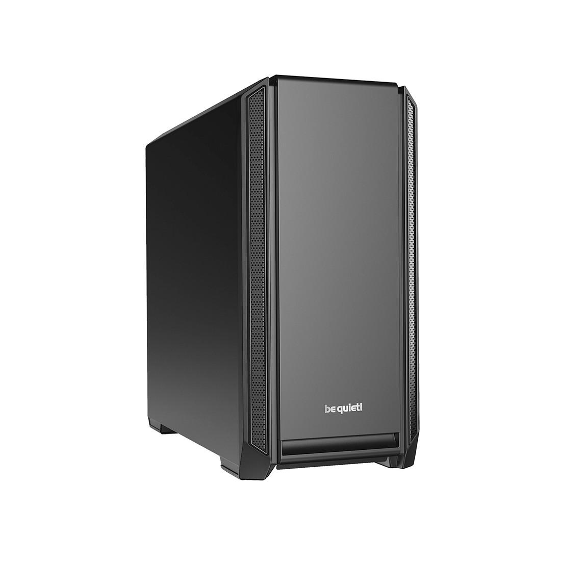 Компьютерный корпус Bequiet Silent Base 601 Black