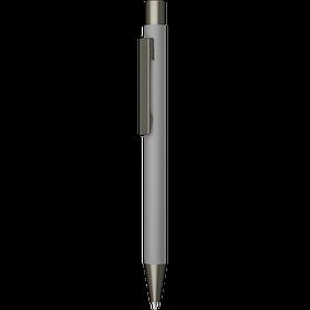 Ручка UMA STRAIGHT GUM серый корпус