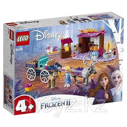 Lego Disney Frozen 41166 Дорожные приключения Эльзы