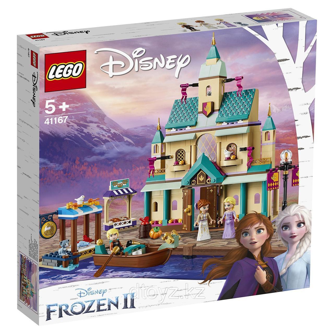 Lego Disney Frozen 41167 Деревня в Эренделле