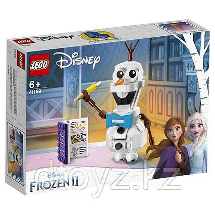 Lego Disney Frozen 41169 Олаф