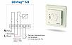 Электронный терморегулятор DEVIreg 528, фото 4