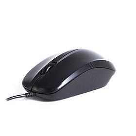 Мышь проводная Delux DLM-136OUB