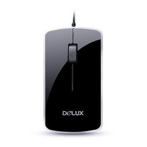 Мышь проводная Delux DLM-125OUB, фото 2