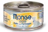 MONGE Dog cans 95 гр Кусочки для собак нежный цыпленок