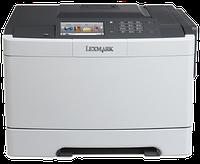 Цветной принтер Lexmark CS510de