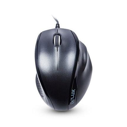 Мышь Delux DLM-396OUB, фото 2