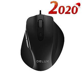 Мышь Delux DLM-517OUB, фото 2