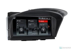 ANDROID 8.1.0 BMW 5 series, E60, 2003-2009г. HD ЭКРАН 1024-600 ПРОЦЕССОР 8 ЯДЕР (OCTA CORE)