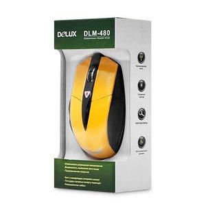 Мышь Delux DLM-480LUY, фото 2
