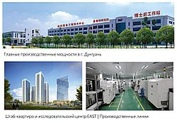 Поздравление с юбилеем компанииEastGroup Co., Ltd