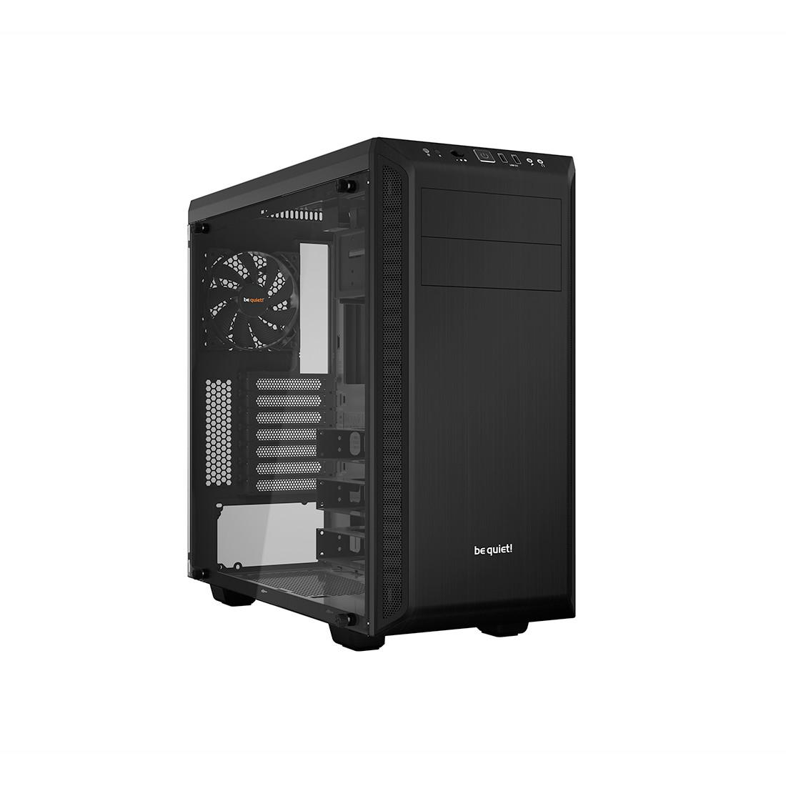 Компьютерный корпус Bequiet Pure Base 600 Window Black