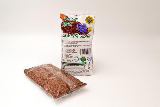 Семена льна КазБад 200 гр., фото 2