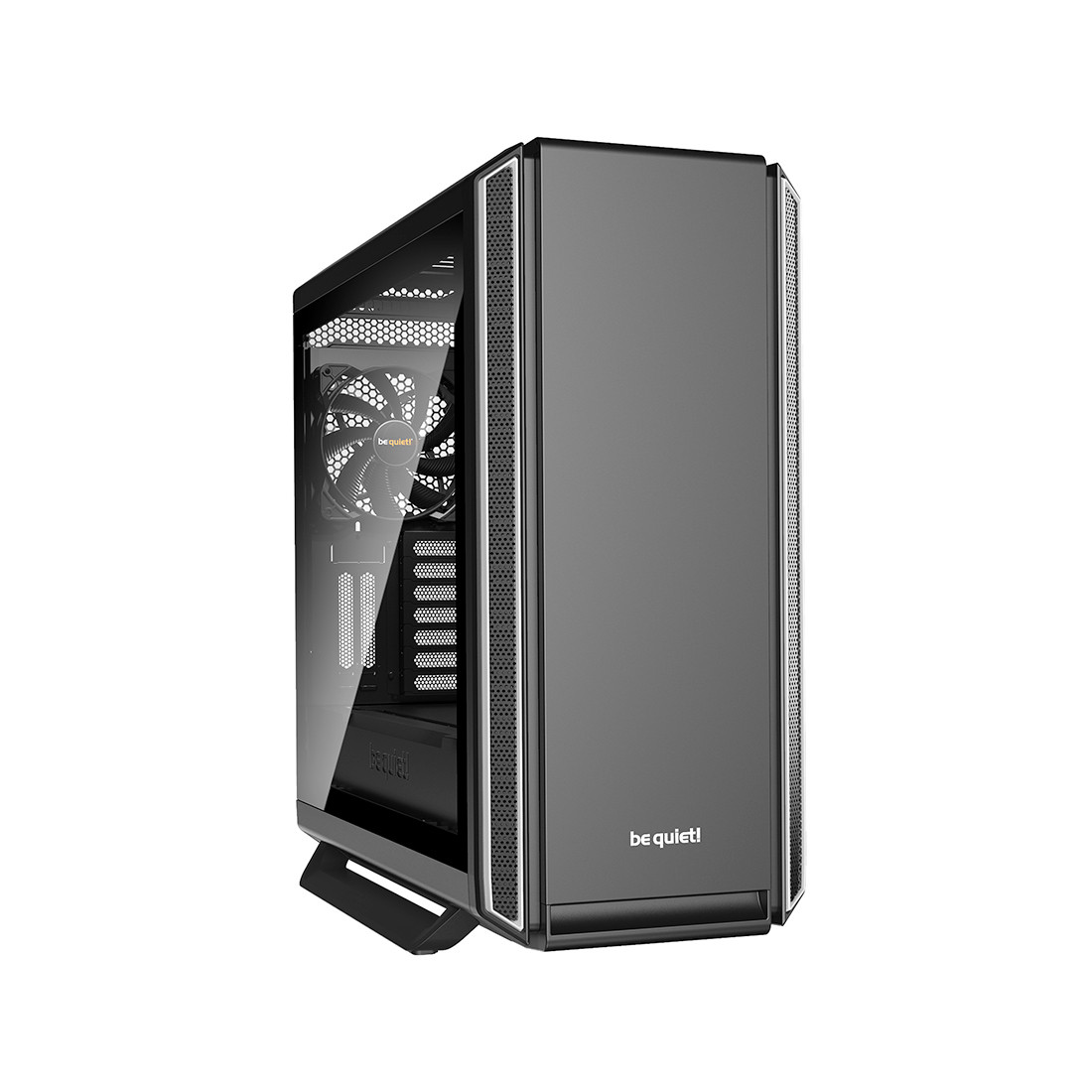 Компьютерный корпус Bequiet Silent Base 801 Window Silver