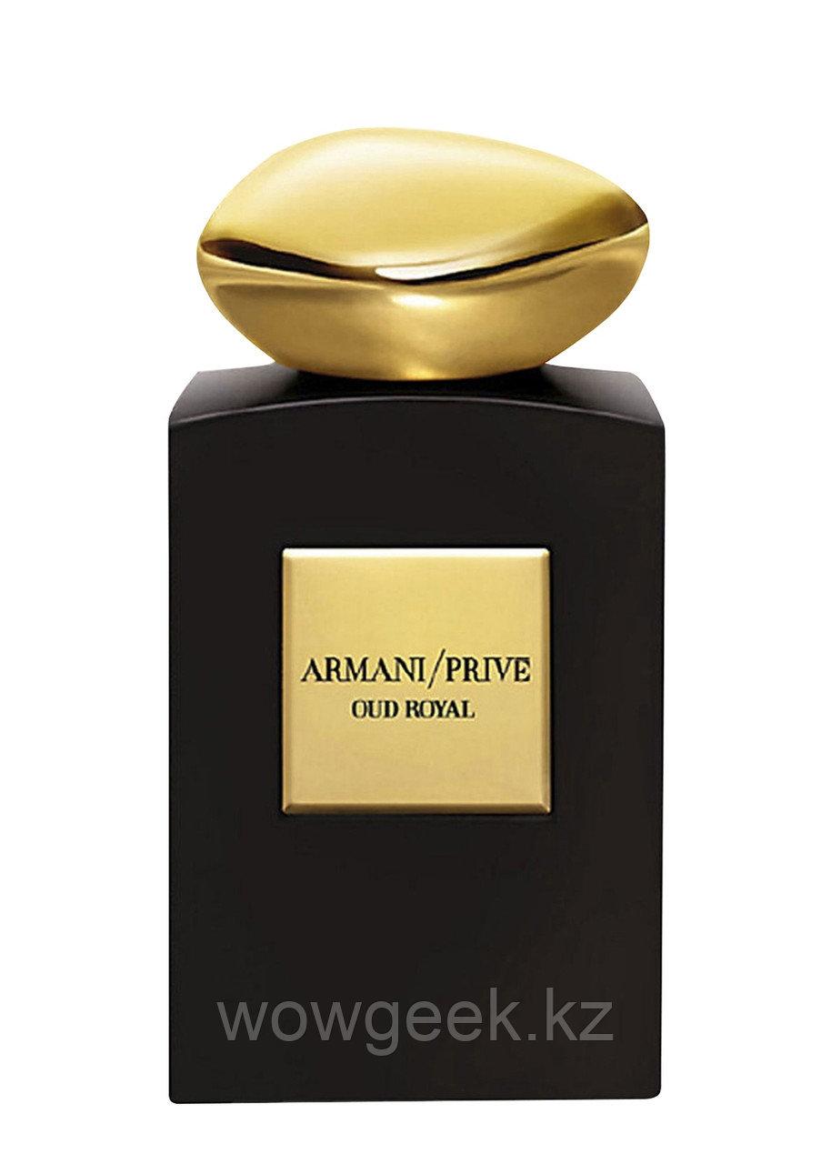 Парфюмерная вода Giorgio Armani Prive Oud Royal