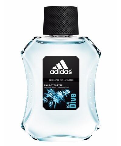 Туалетная вода Adidas Ice Dive 100ml (Оригинал - США)