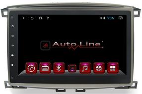 ANDROID 8.1.0 Toyota Land Cruicer 100 VX 2003-2007 HD ЭКРАН 1024-600 ПРОЦЕССОР 8 ЯДЕР (OCTA CORE)