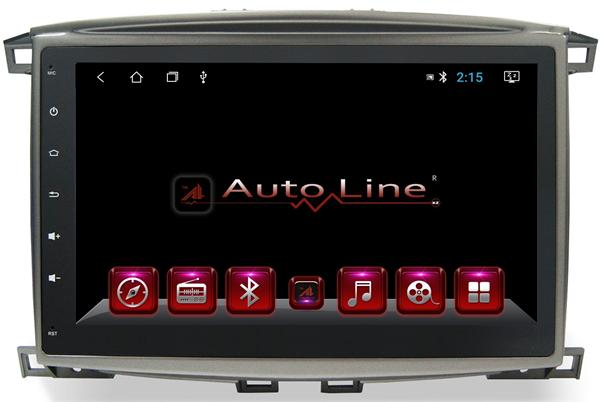 ANDROID 8.1.0 Toyota Land Cruicer 100 VX 2003-2007 HD ЭКРАН 1024-600 ПРОЦЕССОР 8 ЯДЕР (OCTA CORE), фото 2