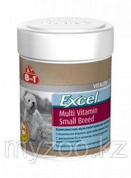 8 in 1 Excel Multivitamin Small Breed, 8в1 Эксель мультивитамин для мелких собак, уп. 70 табл.