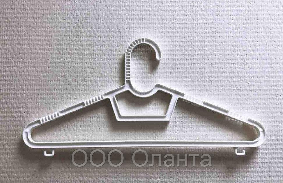 Вешалка пластиковая для детской одежды (L=350 мм) арт.ВД-6