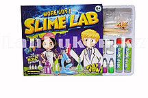 Набор для творчества Лаборатория слайм (большой комплект для опытов)