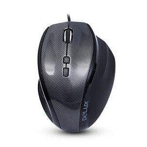 Мышь Delux DLM-535OUC, фото 2