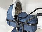 Утепленная коляска трансформер Aimelia. Амели. Отличный подарок!, фото 3